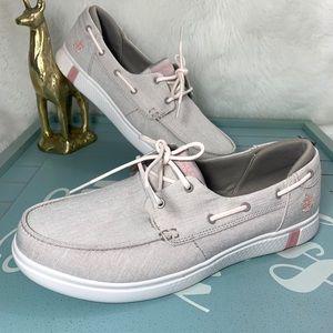 Skechers Size 9 Women Glide Ultra-16113 Boat Shoe